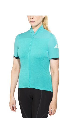 adidas Supernova Climachill - Maillot manches courtes - turquoise